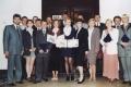 Absolwenci PASB już z dyplomami w 1999 roku