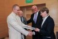 Wyróżnienie za najlepszą pracę dyplomową w edycji XXX otrzymuje Wojciech Lewicki, rok 2013