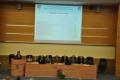 przemawia dr inż. Zofia Krokosz-Krynke (wieloletnia kierowniczka PASB)